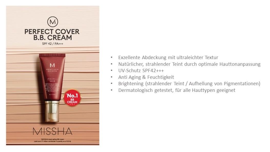 Missha-Perfect-Cover-BB-Cream-Vorteile