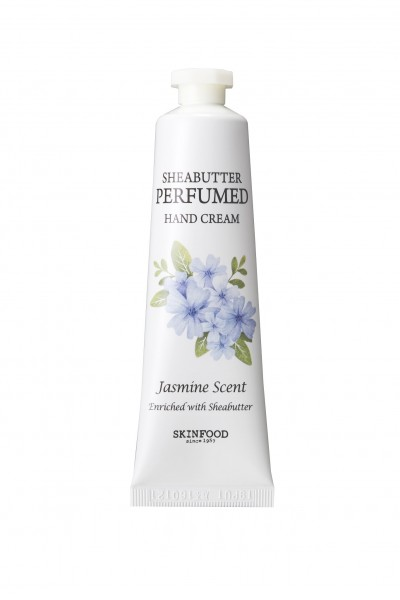 Skinfood Shea Butter Perfumed Hand Cream (Jasmine Scent)