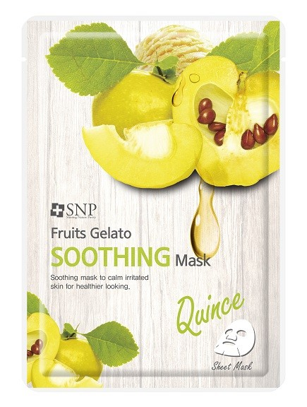 SNP Fruits Gelato Soothing Mask