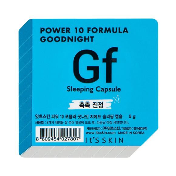 It's Skin Power 10 Formula Goodnight Sleeping Capsule GF