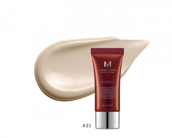 MISSHA Perfect Cover BB Cream 20ml #21