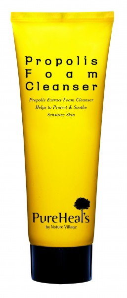 PUREHEALS Propolis Foam Cleanser