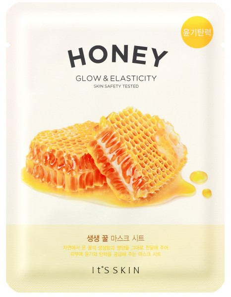 Its Skin The Fresh Mask Sheet - Honey