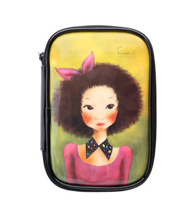BBOGEUL Tina Kosmetiktasche (Pink)