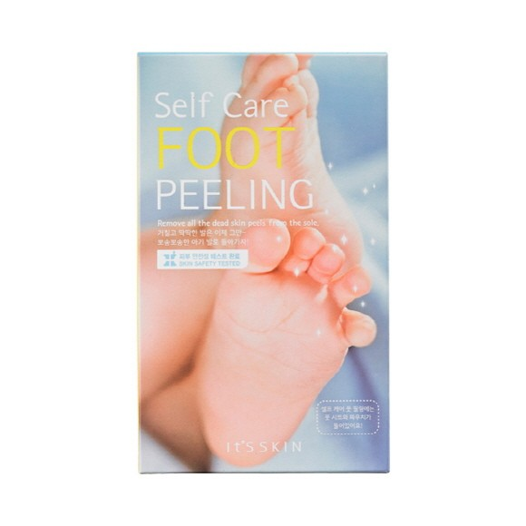 It's Skin Selfcare Foot Peeling