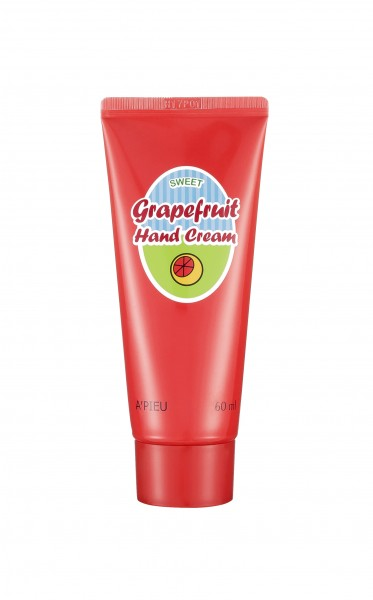APIEU Grapefruit Hand Cream
