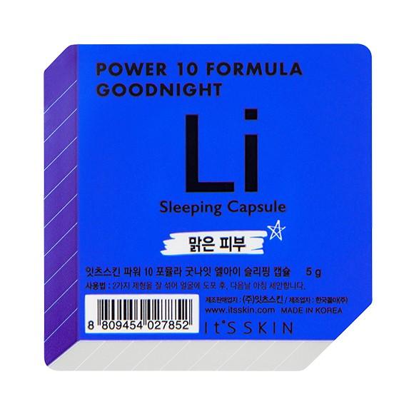 It's Skin Power 10 Formula Goodnight Sleeping Capsule LI