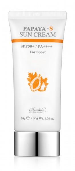 BENTON Papaya-S Sun Cream