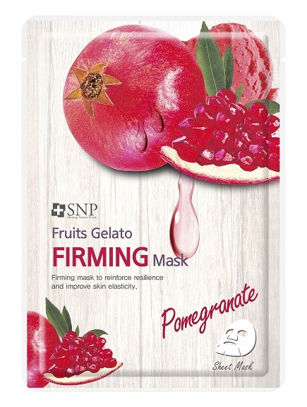 SNP Fruits Gelato Firming Mask