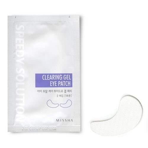 MISSHA Speedy Solution Clearing Gel Eye Patch