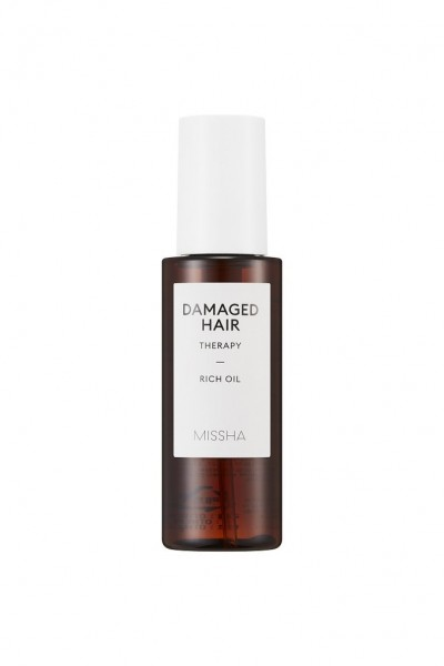 MISSHA Damaged Hair Therapy Rich Oil