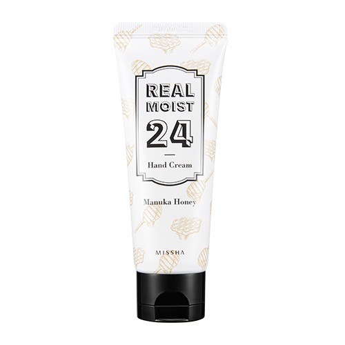 MISSHA Real Moist 24 Hand Cream (Manuka Honey)