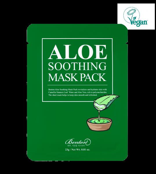 BENTON Aloe Soothing Mask Pack