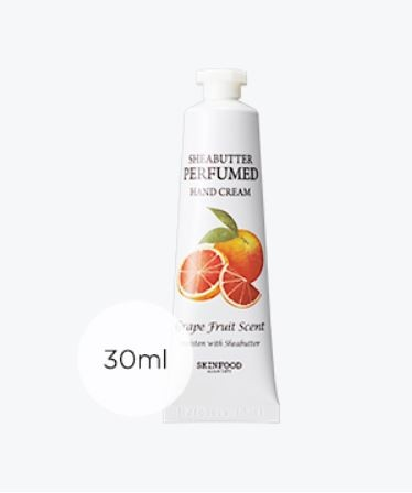 Skinfood Shea Butter Perfumed Hand Cream (Peach Scent)
