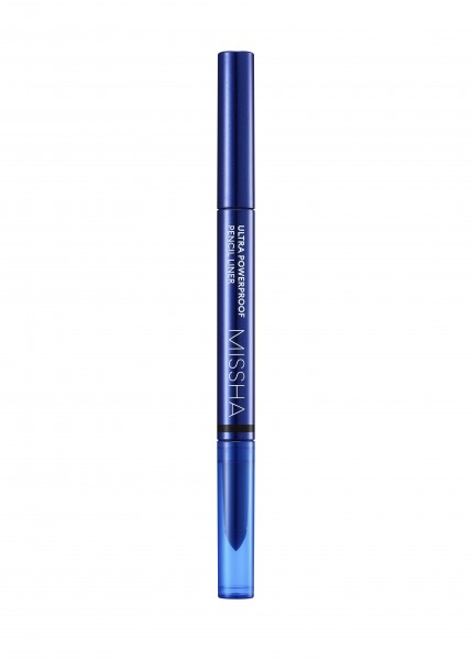 MISSHA Ultra Powerproof Pencil Liner (Black)