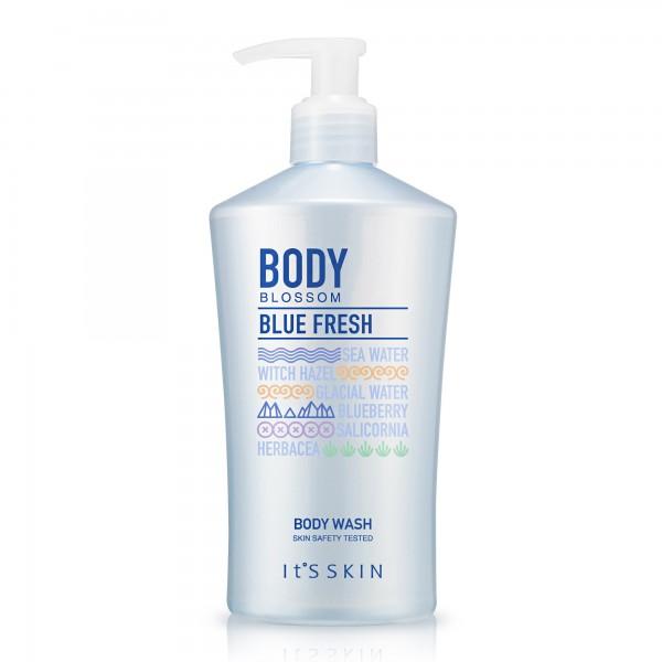 It's Skin Body Blossom Blue Fresh - Body Wash
