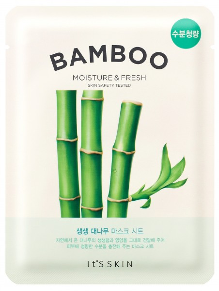 It's Skin The Fresh Mask Sheet - Bamboo