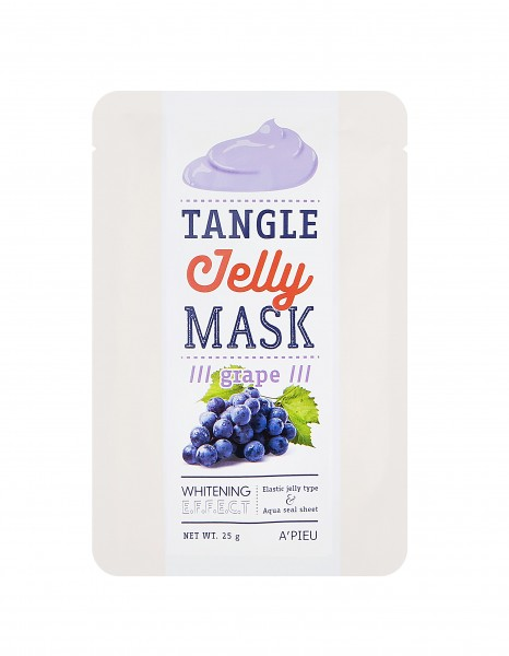 APIEU Tangle Jelly Mask (Grape)