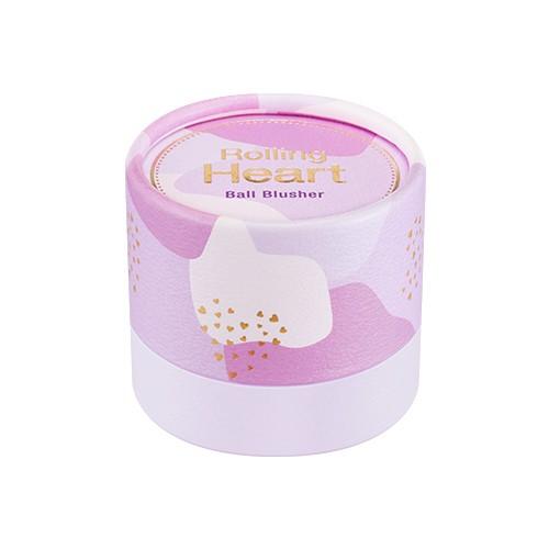 MISSHA Rolling Heart Ball Blusher (No.3/Aurora Shake)