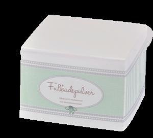BadeFee Fuß-Badepulver