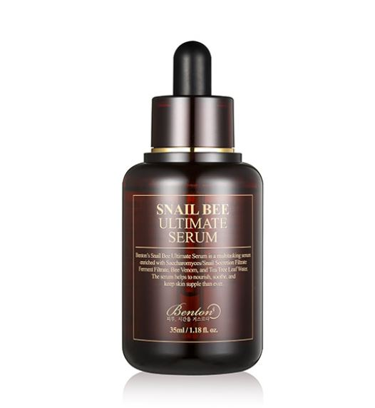 BENTON Snail Bee High Ultimate Serum