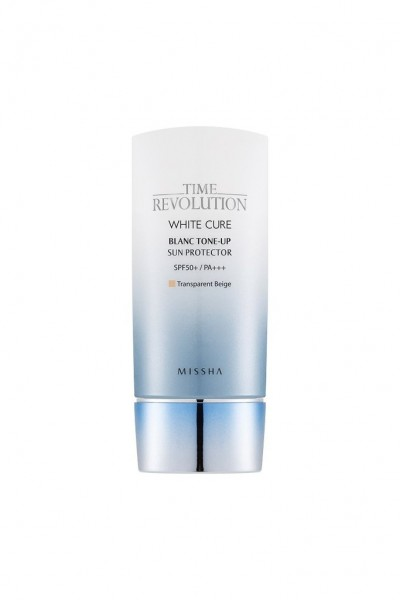 MISSHA Time Revolution White Cure Blanc Tone Up Sun Protector