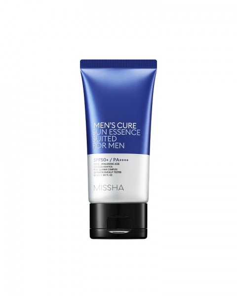 MISSHA Mens Cure Sun Essence Suited For Men