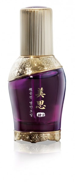 MISA Cho Gong Jin First Oil
