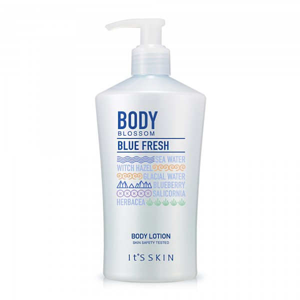 It's Skin Body Blossom Blue Fresh - Body Lotion