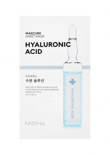 MISSHA Mascure Hydra Solution Sheet Mask