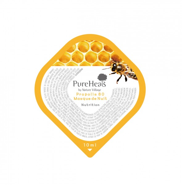 PUREHEALS Propolis 80 Sleeping Pack Capsule