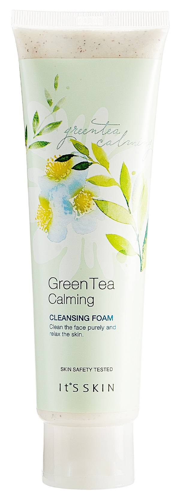 Green-Tea-Calming-Cleansing-Foam