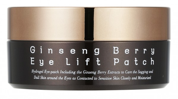 PUREHEALS Ginseng Berry Eye Lift Patch