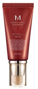 MISSHA M Perfect Cover BB Cream SPF42/PA+++ (No.13/Bright Beige) 50ml