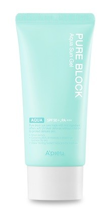 APIEU Pure Block Aqua Sun Gel SPF50+/PA+++