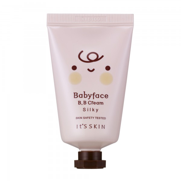 It's Skin Babyface B.B Cream [02 Silky]