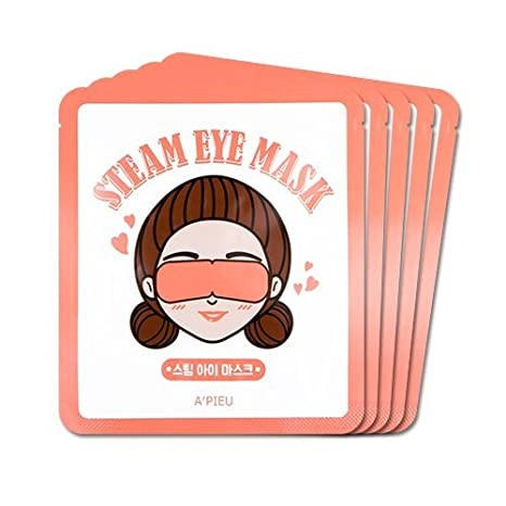 APIEU Steam Eye Mask (5pcs)