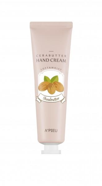 APIEU Cerabutter Hand Cream (Shea Butter)