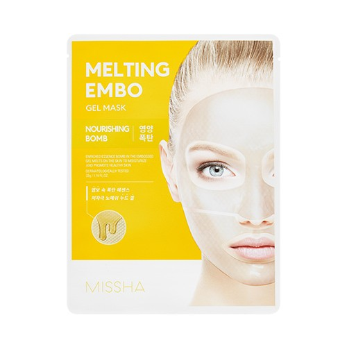 MISSHA Embo Gel Mask_Nourishing Bomb