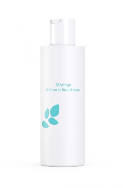 ENATURE Moringa all-in-one liquid soap