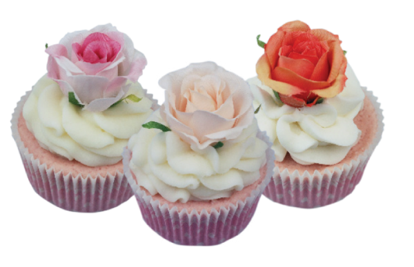 BadeFee BadeCupcake Romantic Rose Mix